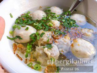 Foto 2 - Makanan di Bakso Tekkin oleh Fransiscus