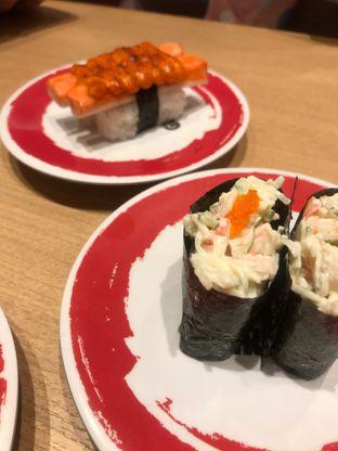 Foto 2 - Makanan di Genki Sushi oleh hrlypuputwp