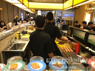 Foto 19 - Interior di Sushi Go! oleh Icong