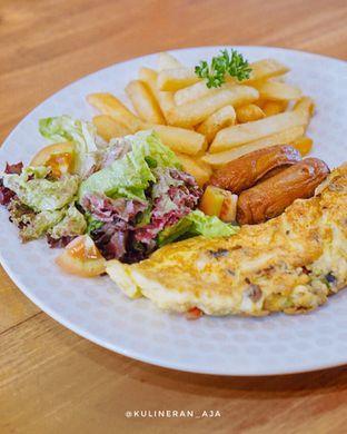 Foto 1 - Makanan(Omelette Egg Package) di Si Mbok oleh @kulineran_aja