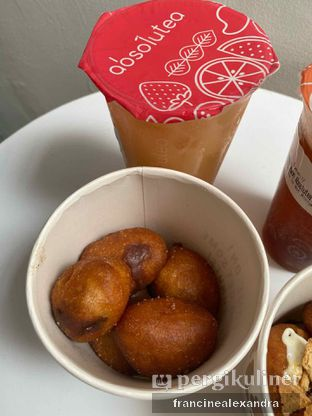 Foto review Ela! Greek Doughnuts oleh Francine Alexandra 6