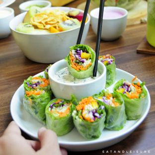 Foto 3 - Makanan di Serasa Salad Bar oleh pina