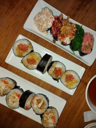 Foto 9 - Makanan di Umaku Sushi oleh Mouthgasm.jkt
