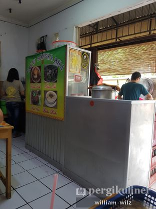 Foto 4 - Interior di Bakmie Bangka Asli 81 oleh William Wilz