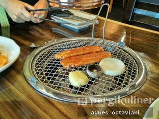 Foto 3 - Makanan(Gochujang Samgyeopsal) di Miso Korean Restaurant oleh Agnes Octaviani