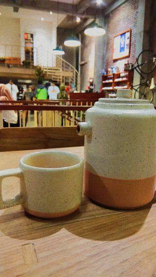 Foto 2 - Makanan(Peppermint tea) di Carpentier Kitchen oleh andin sputri
