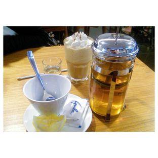 Foto 7 - Makanan(Ice Cappuccino & Hot Lemon Tea) di Bellamie Boulangerie oleh Novita Purnamasari