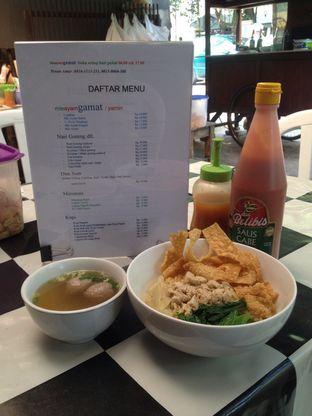 Foto review Mie Ayam Gamat oleh Ilma 2