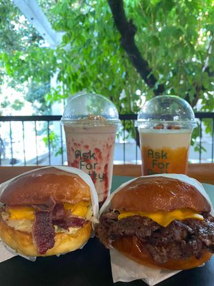 Foto review Ask For Patty oleh Yohanacandra (@kulinerkapandiet) 5