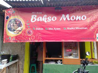 Foto review Mie Ayam Bakso Mono oleh Erika  Amandasari 5