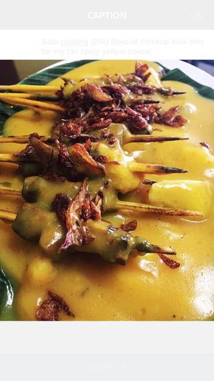 Foto - Makanan(Sate Padang) di Sate Mak Syukur oleh Magdalena Fridawati