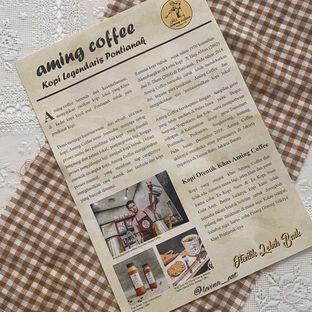 Foto review Aming Coffee oleh Levina JV (IG : levina_eat ) 1