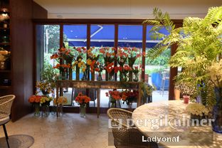 Foto 4 - Interior di Blue Terrace - Ayana Midplaza Jakarta oleh Ladyonaf @placetogoandeat