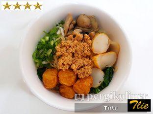 Foto 1 - Makanan di Bakmi Lapan oleh Tirta Lie