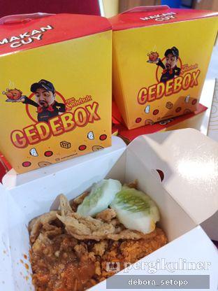 Foto 3 - Makanan di Ayam Gedebuk oleh Debora Setopo