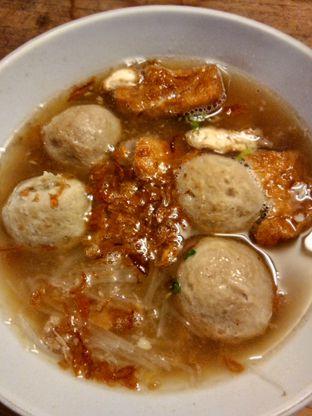 Foto 3 - Makanan di Bakso So'un & Mie Ayam Lodaya oleh Henie Herliani