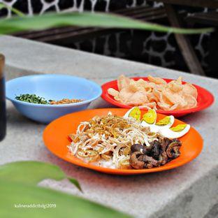 Foto 1 - Makanan di Bubur Ayam Mang H. Oyo oleh Kuliner Addict Bandung