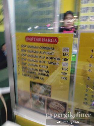 Foto 1 - Menu di Kedai Durian Mas Huda oleh Gregorius Bayu Aji Wibisono