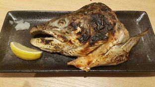 Foto 2 - Makanan(Salmon Head) di Genki Sushi oleh Roy Moni