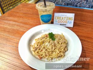 Foto 1 - Makanan(Spaghetti Creamy Tuna) di The People's Cafe oleh Agnes Octaviani