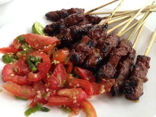 Foto 1 - Makanan(Sate Maranggi Sapi) di Sate Maranggi Haji Yetty oleh awakmutukangmakan