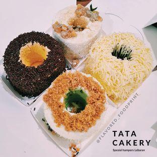 Foto 1 - Makanan di Tata Cakery oleh Flavored Foodprint