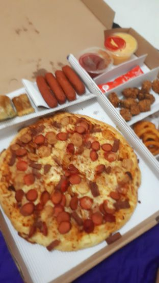 Foto review Pizza Hut Delivery (PHD) oleh Andin | @meandfood_  3