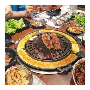 Foto 1 - Makanan di Galbisal Korean BBQ oleh Tifany F