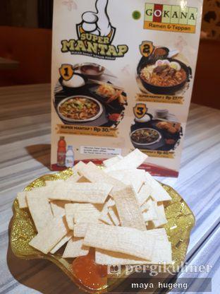 Foto 4 - Makanan di Gokana oleh maya hugeng