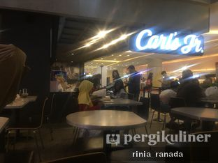 Foto review Carl's Jr. oleh Rinia Ranada 4