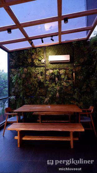 Foto 8 - Interior di Bleu Alley Brasserie oleh Mich Love Eat