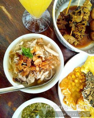 Foto 1 - Makanan di Soto Kudus Bupati oleh Genina @geeatdiary