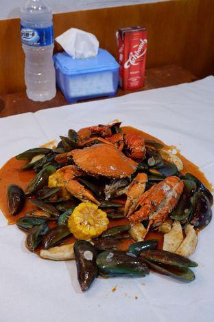 Foto 5 - Makanan di Perang Kerang - Barbarian Seafood House Restaurant oleh yudistira ishak abrar