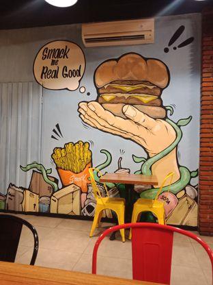 Foto 5 - Makanan di Smack Burger oleh Fensi Safan