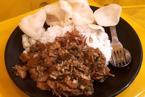 Foto Nasi Goreng Gongso Mas Kamto