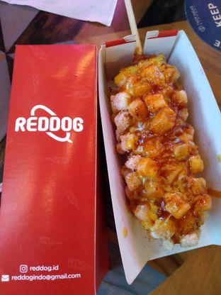 Foto 3 - Makanan di Reddog oleh @Itsjusterr