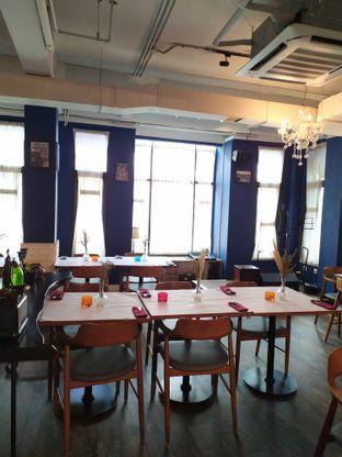 Foto 5 - Interior di Bleu Alley Brasserie oleh Anne Yonathan