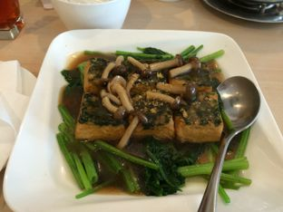 Foto 2 - Makanan(Pad tao hu kub sauce hed) di Siam Garden oleh Elvira Sutanto