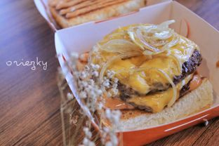 Foto review Smack Burger oleh oriezky Andreansyah 2