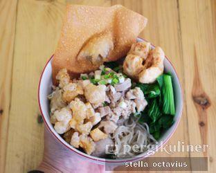 Foto 1 - Makanan(Bihun Special (Non Halal)) di Mieyabi (Mie Ayam Sabi) oleh Stella @stellaoctavius