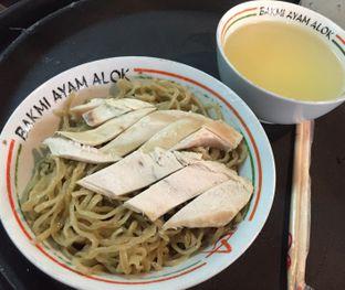 Foto 1 - Makanan di Bakmi Ayam Alok oleh Andrika Nadia