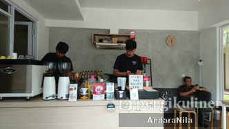 Foto Interior di Khayal Coffee Studio