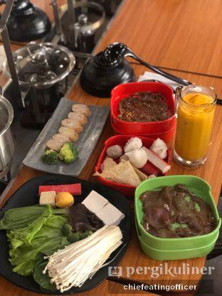 Foto 1 - Makanan di Nahm Thai Suki & Bbq oleh Cubi