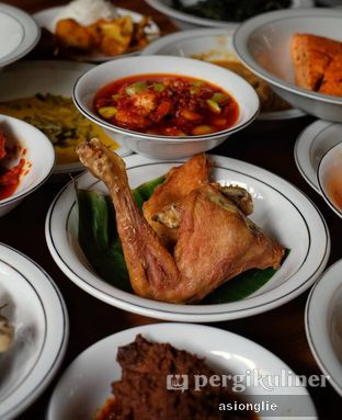 Foto 2 - Makanan di RM Indah Jaya Minang oleh Asiong Lie @makanajadah