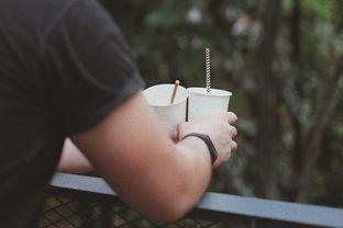 Foto 2 - Makanan(Paper cup & straw) di Arborea Cafe oleh Vanessa Agnes