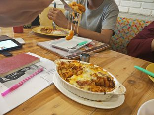 Foto 2 - Makanan di Fat Bubble oleh Madeleine Jasin