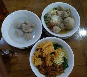 Foto Makanan di Pondok Bakso Condong Raos