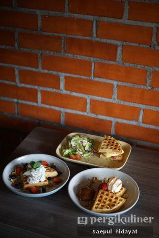 Foto 2 - Makanan di Back Office Bistro oleh Saepul Hidayat