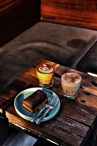 Foto 1 - Makanan di Fillmore Coffee oleh Vionna & Tommy