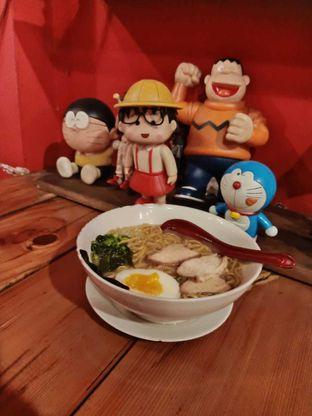 Foto 7 - Makanan di Taberu Ramen oleh Stefany Violita